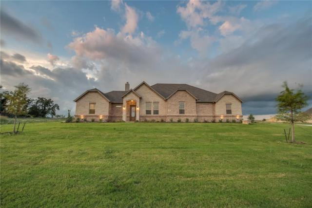111 North Ridge Court, Weatherford, TX 76088 (MLS #13946261) :: RE/MAX Pinnacle Group REALTORS