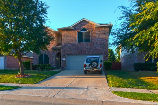 215 Stampede Street, Waxahachie, TX 75165 (MLS #13946355) :: Baldree Home Team