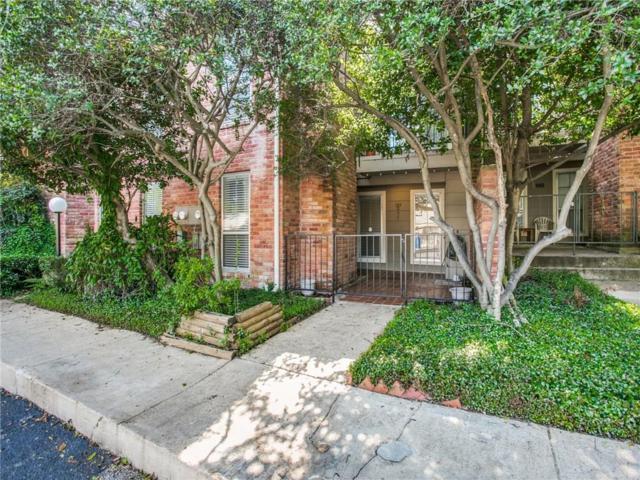 7510 Holly Hill Drive #145, Dallas, TX 75231 (MLS #13946395) :: Magnolia Realty