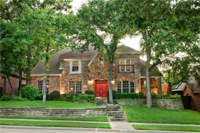 129 Dickens Drive, Coppell, TX 75019 (MLS #13946466) :: Kimberly Davis & Associates