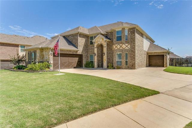 202 Chateau Avenue, Kennedale, TX 76060 (MLS #13946518) :: The Hornburg Real Estate Group