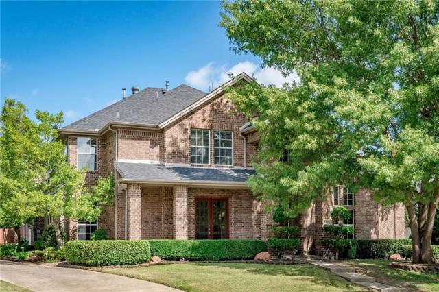 1613 Coventry Lane, Allen, TX 75002 (MLS #13946612) :: RE/MAX Town & Country