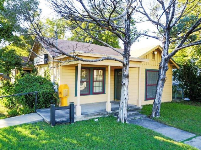 1301 N Main Street, Weatherford, TX 76086 (MLS #13946616) :: The Heyl Group at Keller Williams
