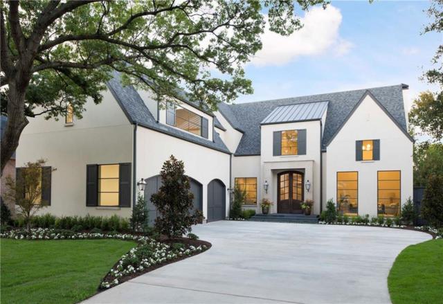6731 Stichter Avenue, Dallas, TX 75230 (MLS #13946776) :: Robbins Real Estate Group