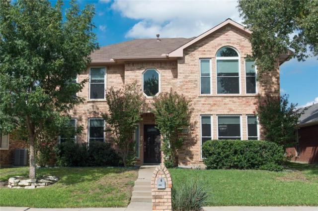 1835 Dew Valley Drive, Carrollton, TX 75010 (MLS #13946902) :: The Rhodes Team