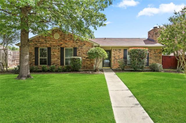 907 Redcedar Way Drive, Coppell, TX 75019 (MLS #13946955) :: The Rhodes Team