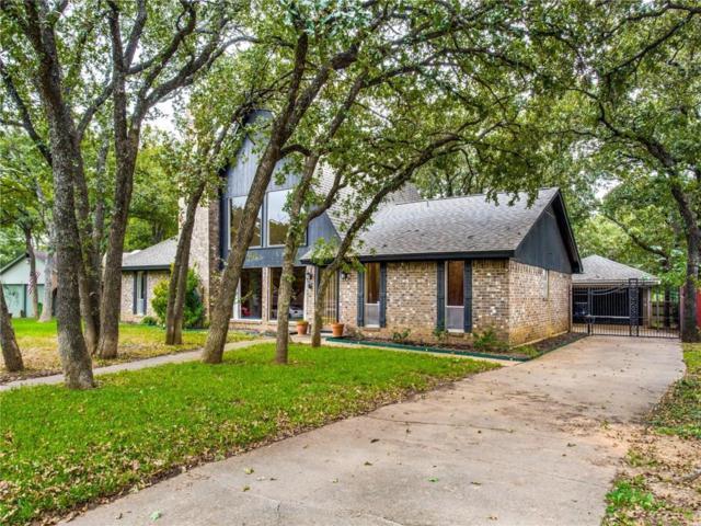 4702 Basswood Court, Arlington, TX 76016 (MLS #13946965) :: The Hornburg Real Estate Group