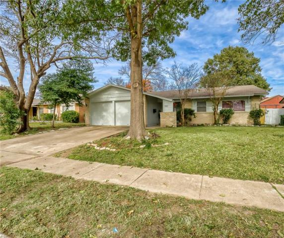 4321 Cornell Drive, Garland, TX 75042 (MLS #13946980) :: Kimberly Davis & Associates