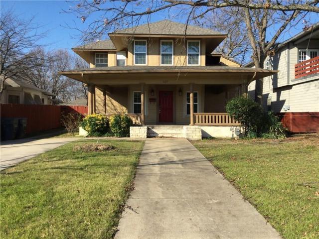 627 Elsbeth Street, Dallas, TX 75208 (MLS #13946983) :: Van Poole Properties Group
