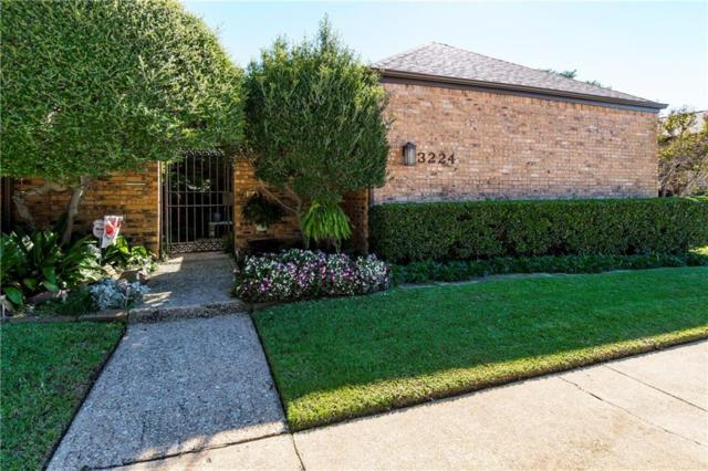 3224 San Sebastian Drive, Carrollton, TX 75006 (MLS #13947023) :: Robinson Clay Team