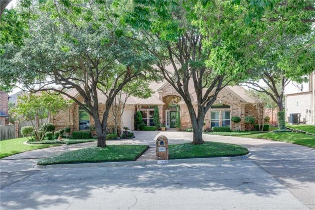 6345 Skylark Circle, North Richland Hills, TX 76180 (MLS #13947070) :: RE/MAX Landmark