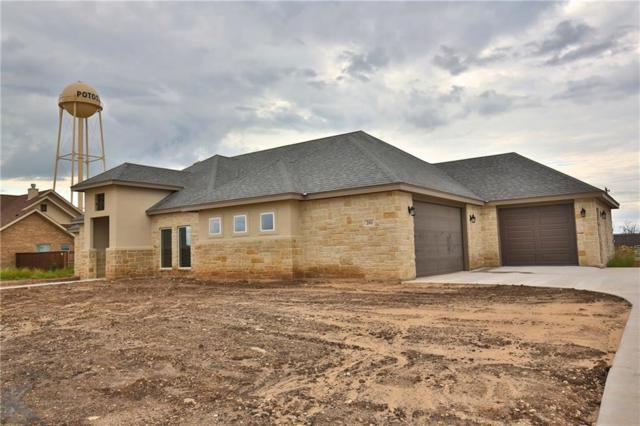 201 Contera Court, Abilene, TX 79602 (MLS #13947145) :: The Paula Jones Team | RE/MAX of Abilene