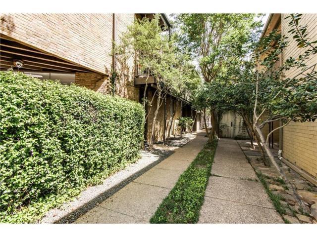 3722 Holland Avenue #1, Dallas, TX 75219 (MLS #13947274) :: The Heyl Group at Keller Williams