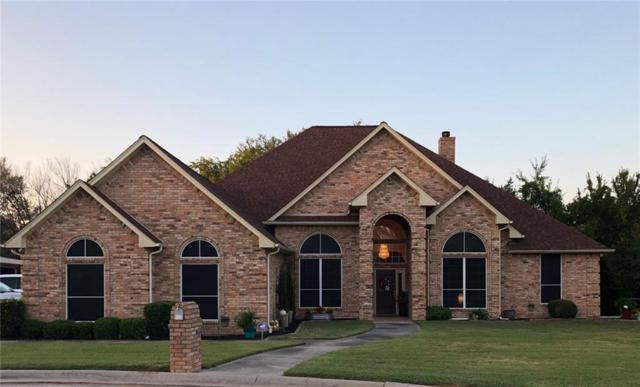 600 Grand Oaks Court, Alvord, TX 76225 (MLS #13947276) :: The Chad Smith Team