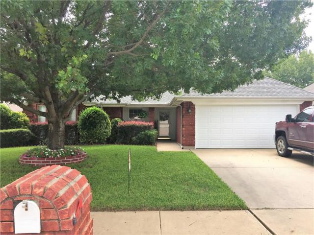 1035 Roundrock Drive, Saginaw, TX 76179 (MLS #13947485) :: RE/MAX Town & Country