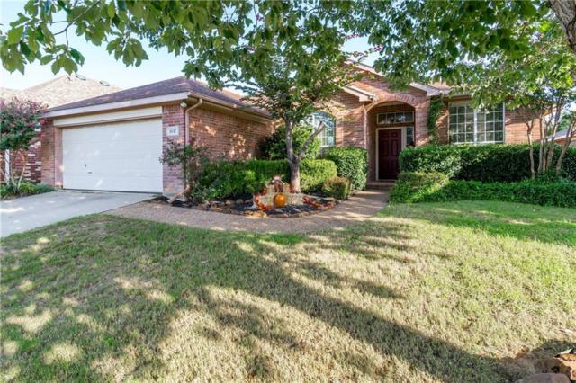 1617 Redwood Drive, Corinth, TX 76210 (MLS #13947550) :: Century 21 Judge Fite Company