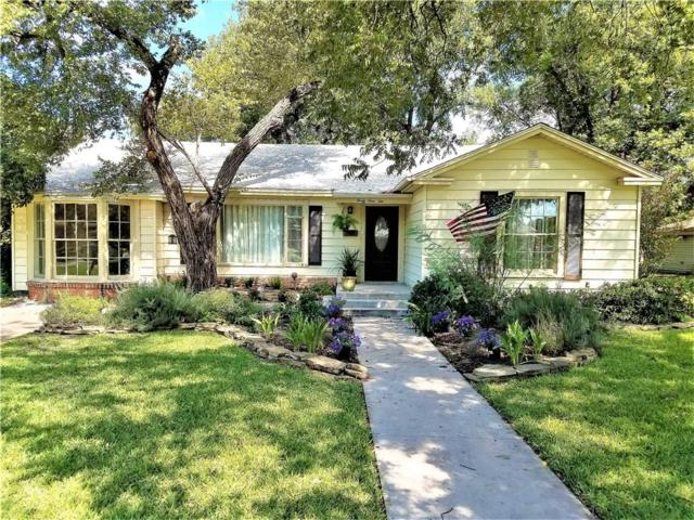 4110 Fairmount Street, Abilene, TX 79605 (MLS #13947567) :: The Rhodes Team