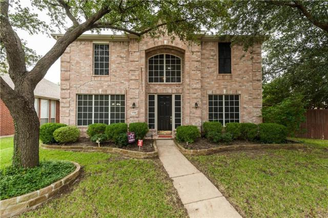 1700 Yosemite Drive, Lewisville, TX 75077 (MLS #13947575) :: RE/MAX Town & Country