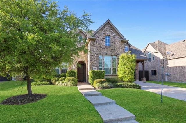 14956 Foxbriar Lane, Frisco, TX 75035 (MLS #13947686) :: Robbins Real Estate Group