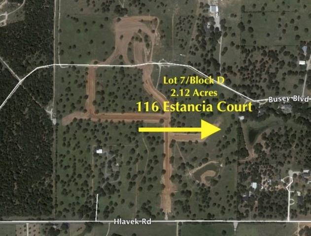 116 Estancia Court, Decatur, TX 76234 (MLS #13947701) :: Team Tiller