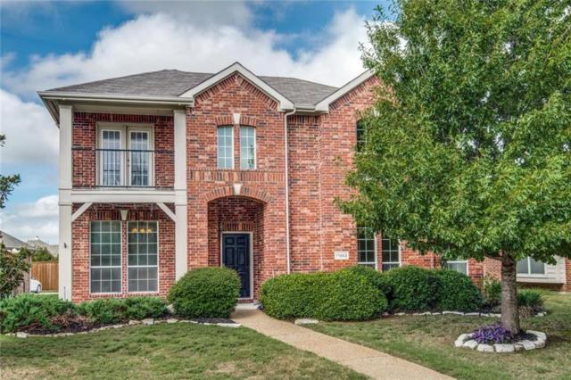 13553 Valley Mills Drive, Frisco, TX 75033 (MLS #13947800) :: RE/MAX Landmark