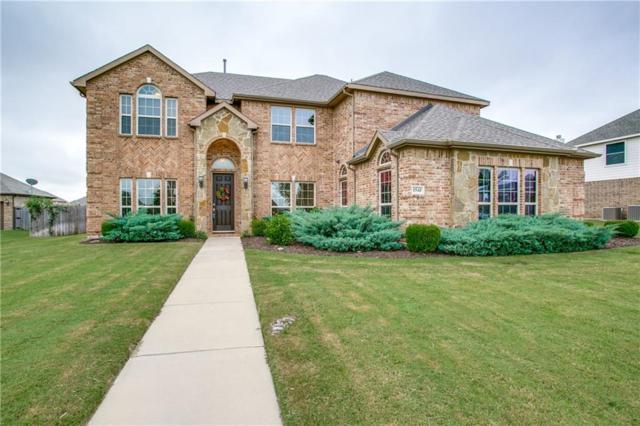 1541 Alamo Bell Way, Fort Worth, TX 76052 (MLS #13947850) :: Robbins Real Estate Group