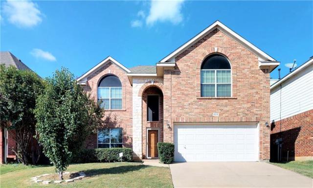 4516 Fountain Ridge Drive, Fort Worth, TX 76123 (MLS #13947852) :: The Chad Smith Team