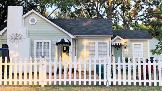 1020 S Buffalo Street, Canton, TX 75103 (MLS #13948022) :: Baldree Home Team