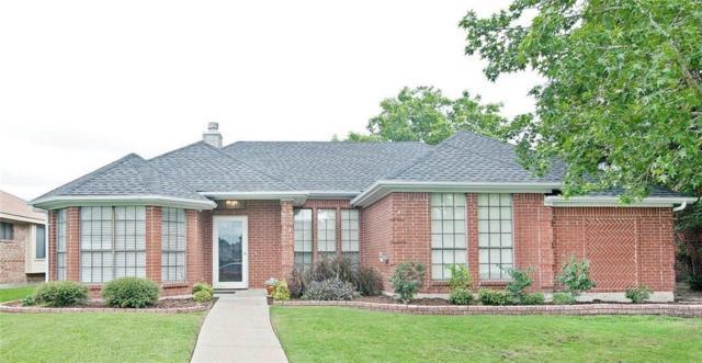 1617 Briargrove Drive, Mesquite, TX 75181 (MLS #13948069) :: Baldree Home Team