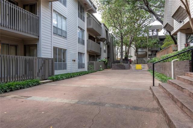 4859 Cedar Springs Road #159, Dallas, TX 75219 (MLS #13948113) :: Baldree Home Team