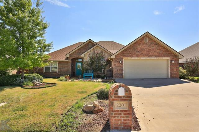2201 Continental Avenue, Abilene, TX 79601 (MLS #13948268) :: RE/MAX Town & Country