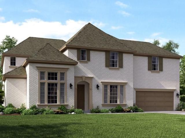 1510 Chisholm Trail, Prosper, TX 75078 (MLS #13948362) :: Real Estate By Design