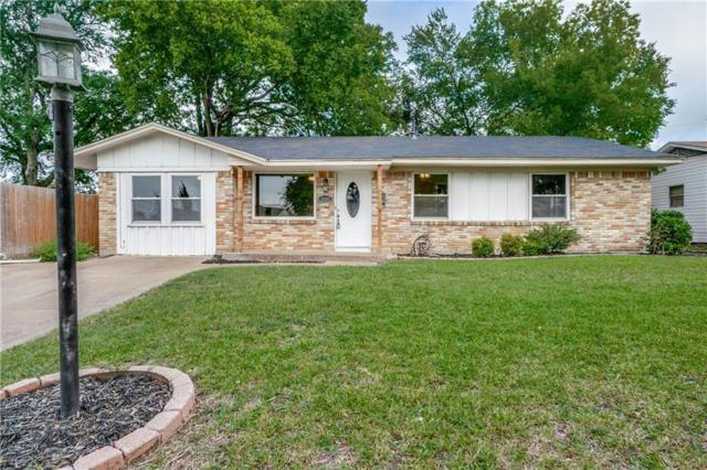 3805 Flamingo Way, Mesquite, TX 75150 (MLS #13948382) :: RE/MAX Town & Country