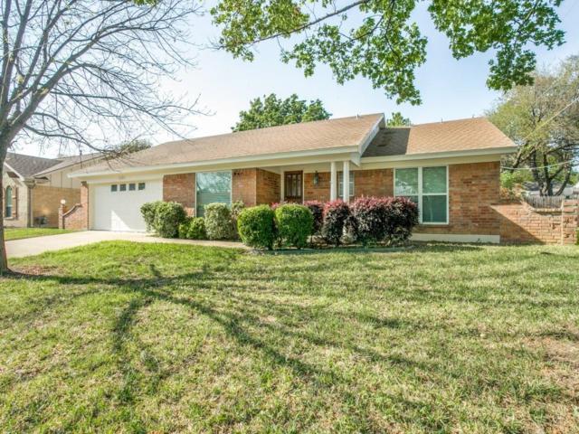1101 Byron Lane, Arlington, TX 76012 (MLS #13948383) :: RE/MAX Town & Country