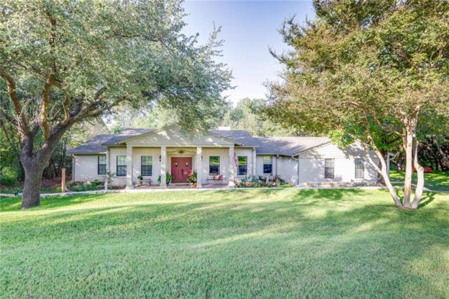 9124 Bontura Road, Granbury, TX 76049 (MLS #13948390) :: Baldree Home Team