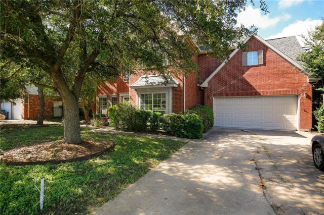 2305 Grimsley Terrace, Mansfield, TX 76063 (MLS #13948511) :: Magnolia Realty