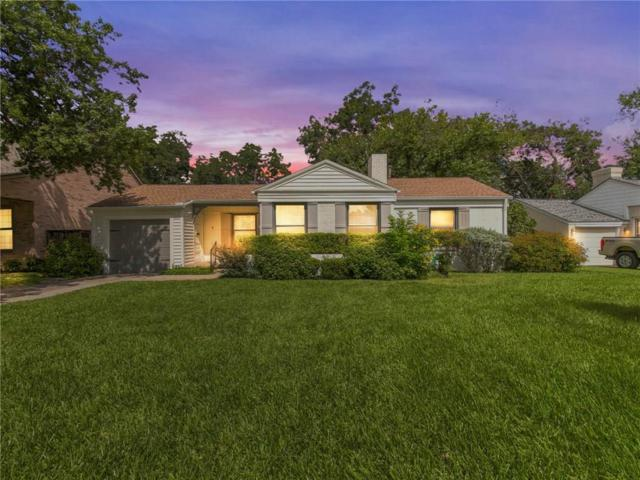 6416 Drury Lane, Fort Worth, TX 76116 (MLS #13948513) :: North Texas Team | RE/MAX Lifestyle Property