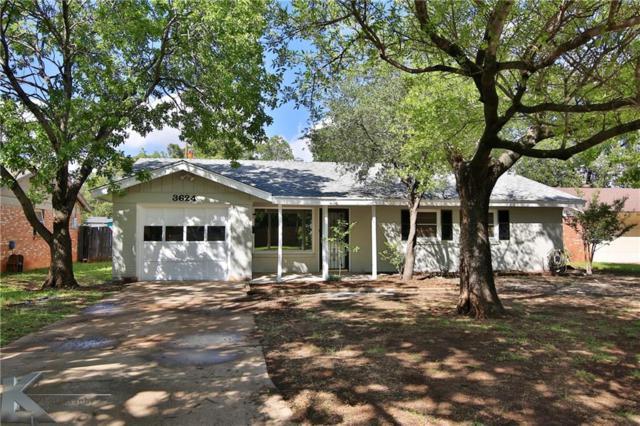 3624 State Street, Abilene, TX 79603 (MLS #13948523) :: RE/MAX Landmark
