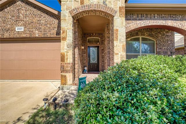 2925 Maple Creek Drive, Fort Worth, TX 76177 (MLS #13948577) :: Robbins Real Estate Group
