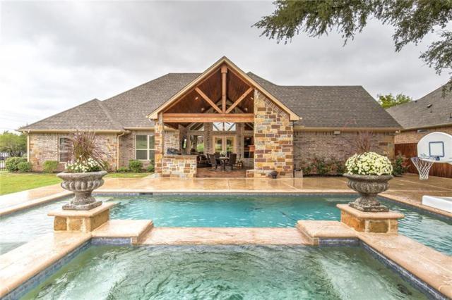 5312 Fairway Circle, Granbury, TX 76049 (MLS #13948631) :: Robinson Clay Team