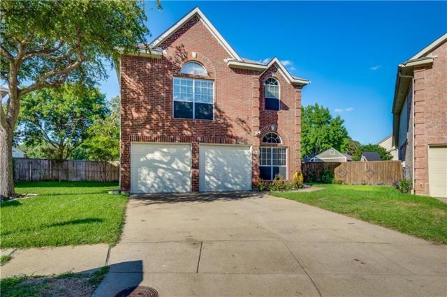 3808 Seminole Circle, Carrollton, TX 75007 (MLS #13948652) :: Kimberly Davis & Associates