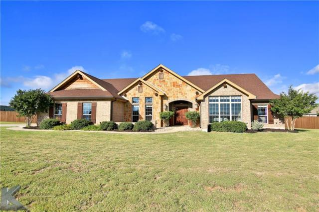 134 Mountain Meadow Drive, Tuscola, TX 79562 (MLS #13948767) :: RE/MAX Town & Country