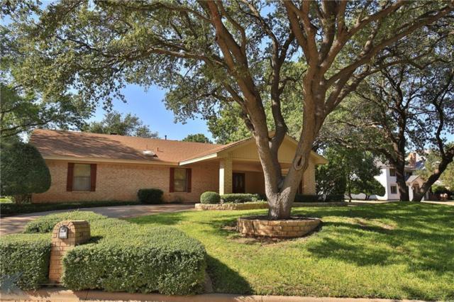 24 Muirfield Street, Abilene, TX 79606 (MLS #13948792) :: The Tonya Harbin Team
