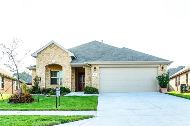 504 Fossil Creek Drive, Little Elm, TX 75068 (MLS #13948923) :: RE/MAX Town & Country