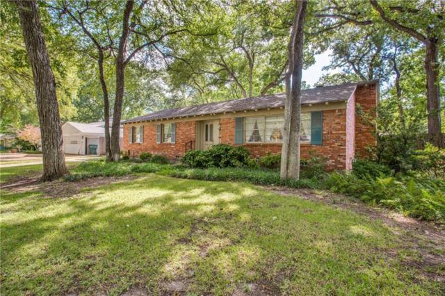 3124 Tanglewood Trail, Fort Worth, TX 76109 (MLS #13949086) :: NewHomePrograms.com LLC