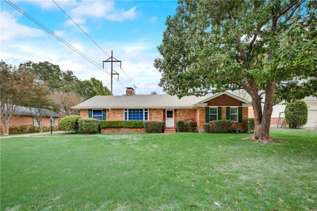 708 Northill Drive, Richardson, TX 75080 (MLS #13949122) :: RE/MAX Town & Country