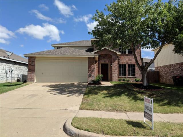 8709 Hunters Creek Drive, Fort Worth, TX 76123 (MLS #13949155) :: The Chad Smith Team