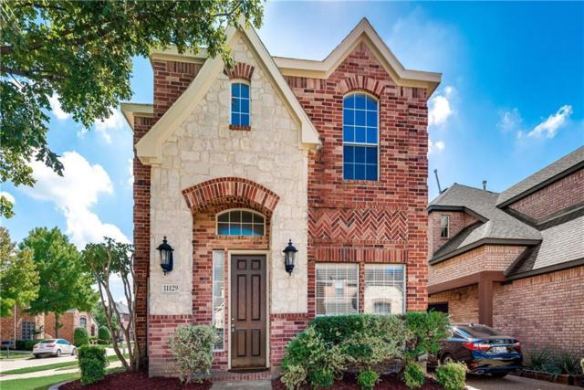 11129 Elizabeth Avenue, Frisco, TX 75035 (MLS #13949206) :: The Rhodes Team