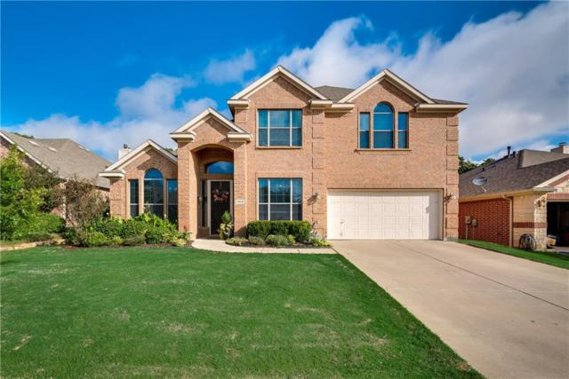 1309 Litchfield Lane, Burleson, TX 76028 (MLS #13949209) :: All Cities Realty
