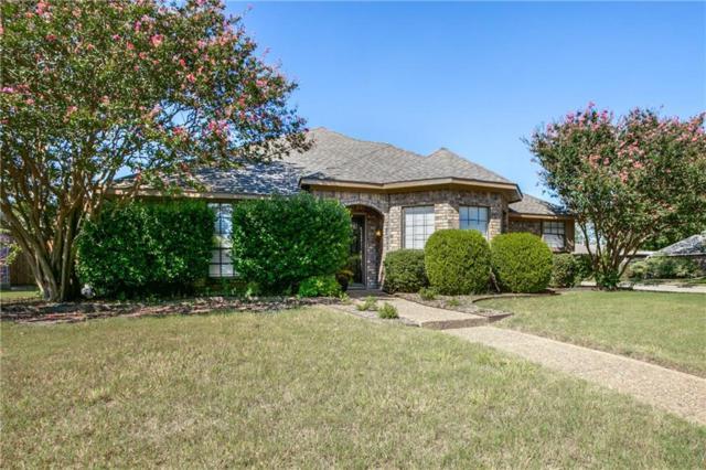 707 Sandy Creek Drive, Allen, TX 75002 (MLS #13949299) :: The Chad Smith Team
